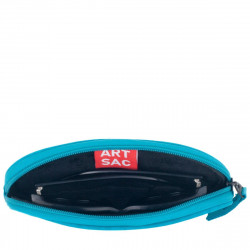 Artsac - Zip Round Glasses Case
