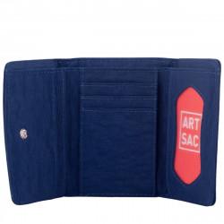 Artsac Small Tri-fold Card/notecase