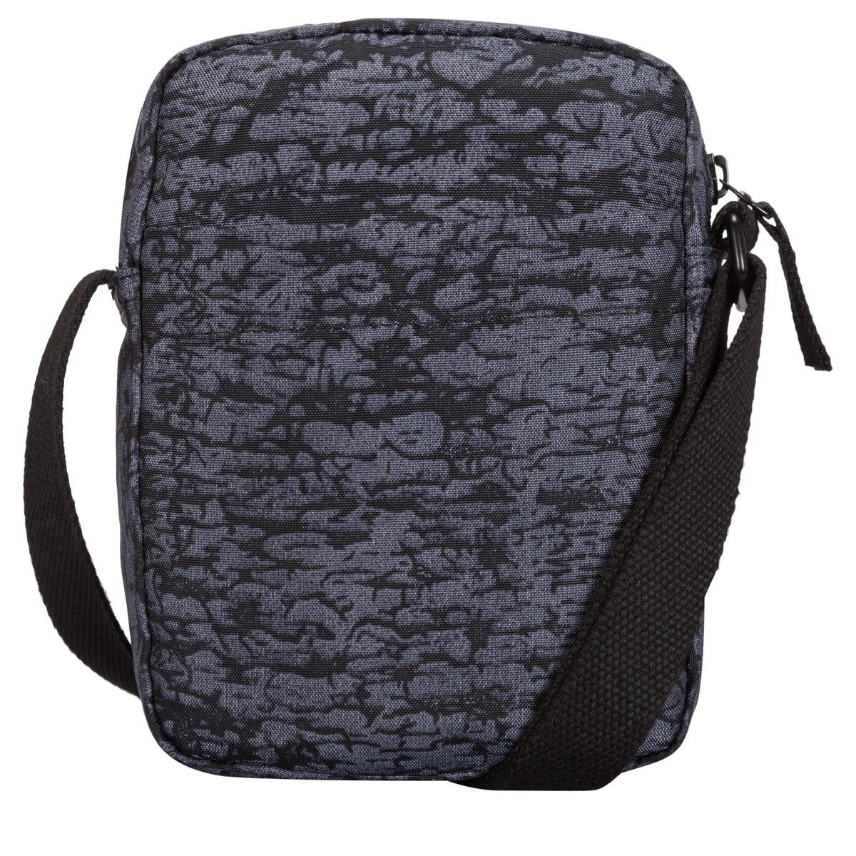Small Zip Top Cross Body - Reef Fabric