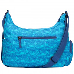Large Single Strap Zip Top Pocketed Shr