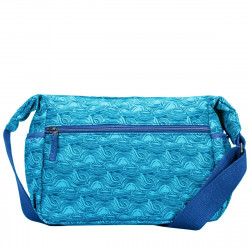 Medium Zip Top Shoulder Bag
