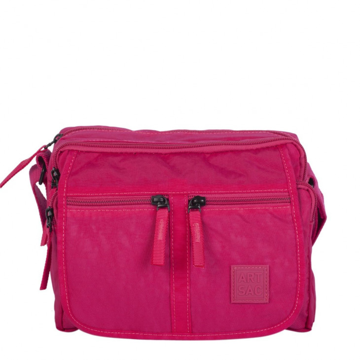Twin Sectioned Front Pocketed Bag