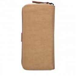 Long Zip Round Purse/card/notecase