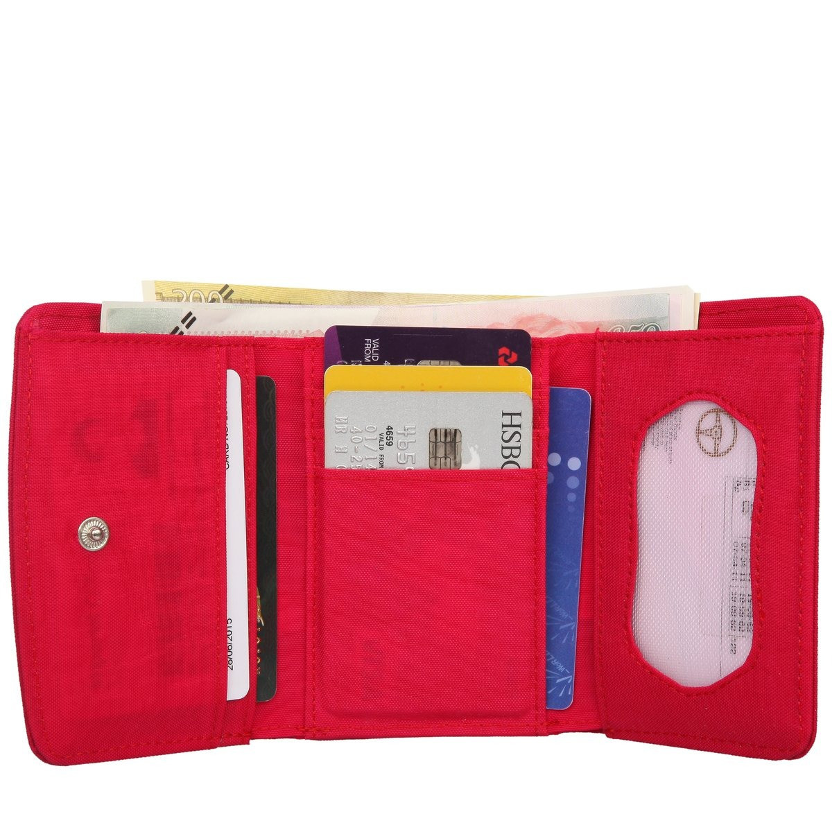 Artsac Small Tri-fold Card/notecase