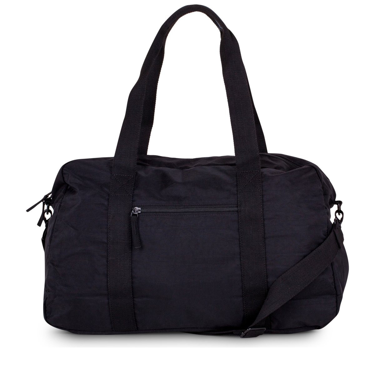 Twin Strap Front Pocketed Holdall